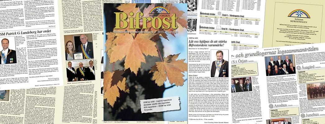 Puff tidn Bifrost nr 3